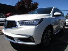 2017 Acura MDX SH-AWD with Advance Package Albuquerque NM
