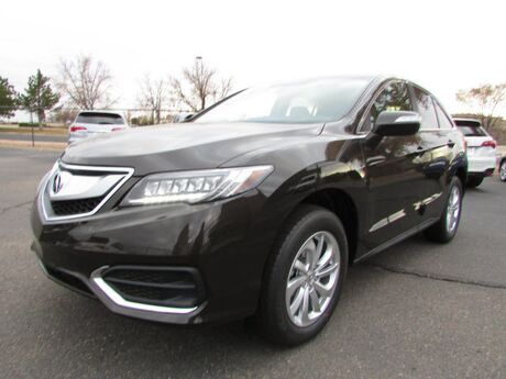 2017 Acura RDX with Technology Package Albuquerque NM