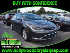 2017 Chrysler 200 Limited Sedan Fort Lauderdale FL