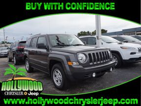 2017 Jeep Patriot Sport FWD Fort Lauderdale FL