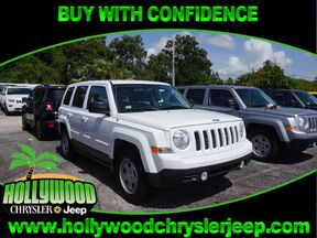 2016 Jeep Patriot Sport FWD Fort Lauderdale FL