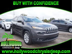 2017 Jeep Cherokee Latitude FWD Fort Lauderdale FL