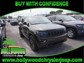 2016 Jeep Grand Cherokee Limited 4x2 75th Edition Fort Lauderdale FL