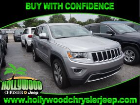 2016 Jeep Grand Cherokee Limited 4x2 Fort Lauderdale FL