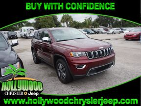 2017 Jeep Grand Cherokee Limited 4x2 Fort Lauderdale FL