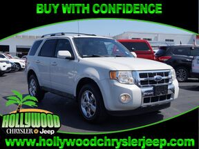 2010 Ford Escape Limited Fort Lauderdale FL
