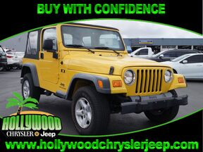 2005 Jeep Wrangler X Fort Lauderdale FL