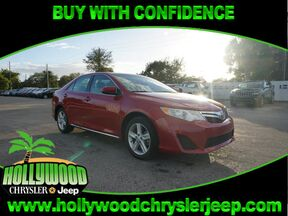 2014 Toyota Camry LE Fort Lauderdale FL