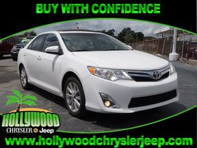 2012 Toyota Camry XLE Fort Lauderdale FL