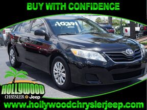 2011 Toyota Camry LE Fort Lauderdale FL