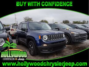 2017 Jeep Renegade Sport FWD Fort Lauderdale FL