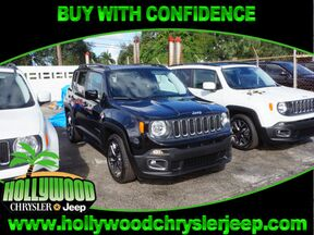 2016 Jeep Renegade Latitude FWD Fort Lauderdale FL
