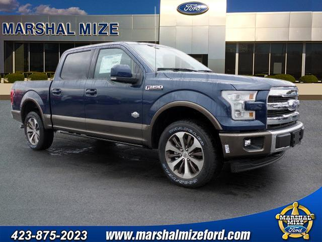 2017 Ford F 150 King Ranch Chattanooga Tn 16859419