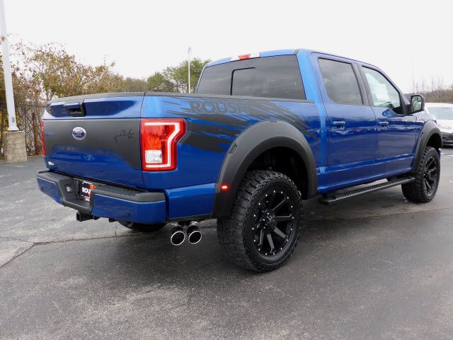 2017 ford f 150 roush chattanooga tn 16910323. Black Bedroom Furniture Sets. Home Design Ideas