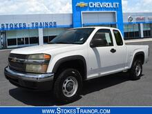 2006 Chevrolet Colorado EXT CAB WORK TRUCK North Charleston SC