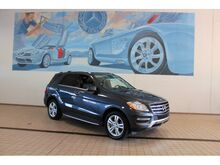2015 Mercedes-Benz M-Class ML 350 4MATIC® Kansas City MO