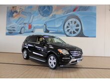 2014 Mercedes-Benz M-Class ML 350 4MATIC® Kansas City MO