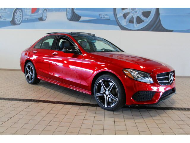 2017 mercedes benz c class c300 sport 4matic kansas city for Mercedes benz kansas city mo