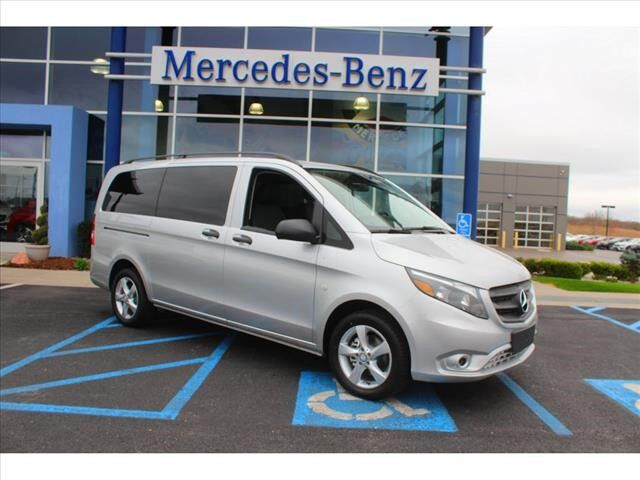 2016 mercedes benz metris metris passenger van kansas city for Mercedes benz kansas city mo