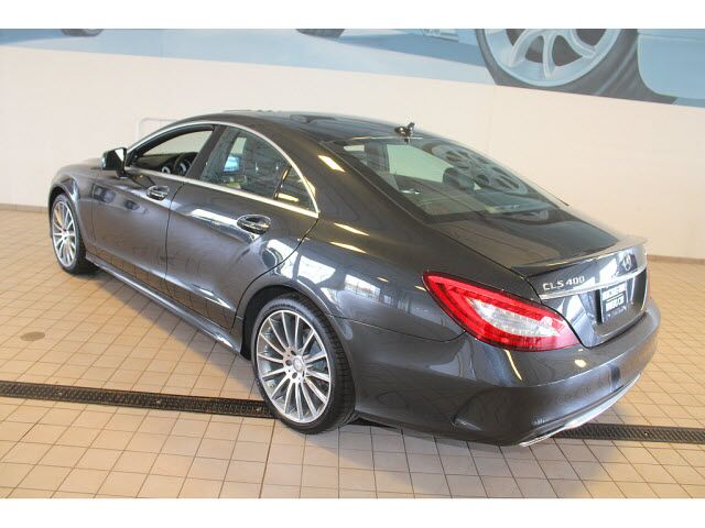 2016 mercedes benz cls cls400 4matic kansas city mo 11084704. Cars Review. Best American Auto & Cars Review