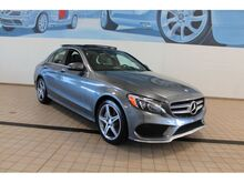 2017 Mercedes-Benz C-Class C 300 Sport 4MATIC® Kansas City MO