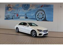 2017 Mercedes-Benz E-Class E 300 4MATIC® Kansas City MO