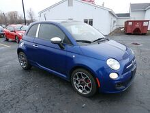 2012 FIAT 500 Sport Watertown NY