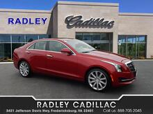 2016 Cadillac ATS 2.0T Luxury Collection Northern VA DC