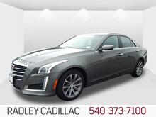 2016 Cadillac CTS 2.0T Luxury Collection Northern VA DC