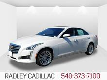 2017 Cadillac CTS Premium Luxury RWD Northern VA DC