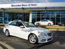 2013 Mercedes-Benz E-Class E350 Luxury 4MATIC  Novi MI