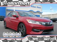 Honda Accord Sport Special Edition 2017