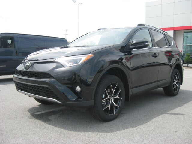 2017 toyota rav4 awd se w navigation lima oh 19249855. Black Bedroom Furniture Sets. Home Design Ideas
