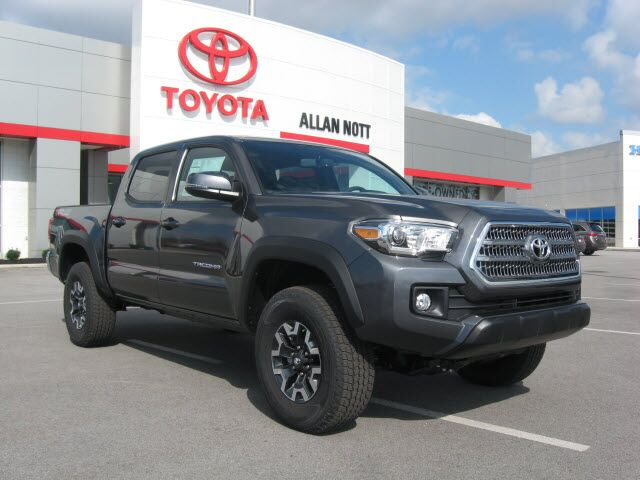 2017 toyota tacoma 4x4 trd off road lima oh 15378760. Black Bedroom Furniture Sets. Home Design Ideas