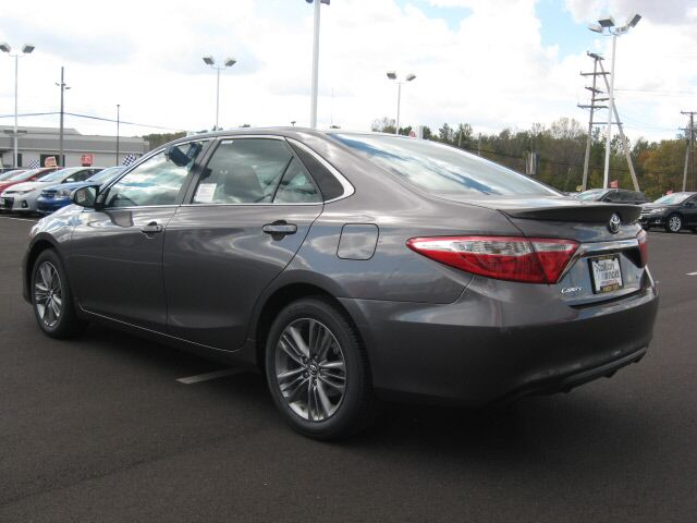 2017 TOYOTA CAMRY VALUE