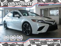 Toyota Camry Xse V6 w/ Nav& Driver Assist P 2018