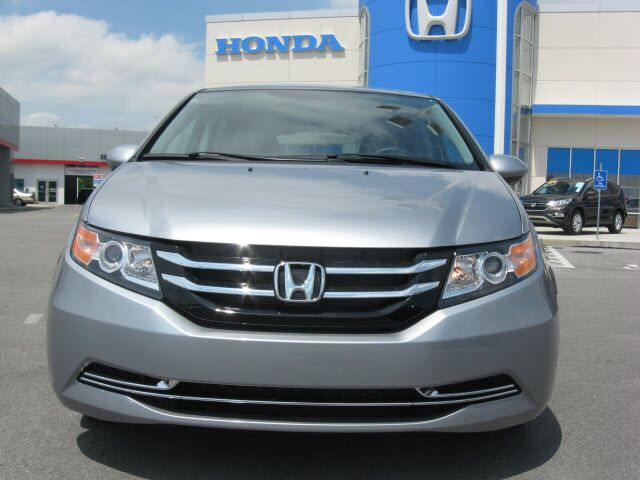 2017 honda odyssey se lima oh 17462481. Black Bedroom Furniture Sets. Home Design Ideas