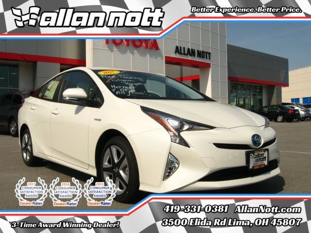 2017 toyota prius four touring w navigation lima oh 18468600. Black Bedroom Furniture Sets. Home Design Ideas