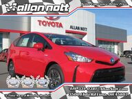 2017 Toyota Prius v Two Lima OH