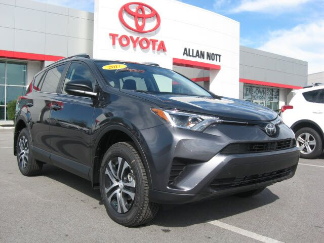 2017 toyota rav4 awd le lima oh 15272826. Black Bedroom Furniture Sets. Home Design Ideas