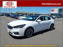 2017_Kia_Cadenza_LIMITED SEDAN_ Waite Park MN