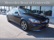 2018 Mercedes-Benz CLA 250 4MATIC® COUPE Centerville OH