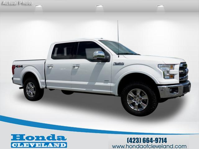 2015 ford f 150 lariat in cleveland tn used cars for sale on. Black Bedroom Furniture Sets. Home Design Ideas