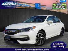 2017 Honda Accord EX-L V6 Danville VA