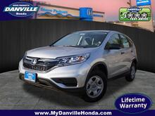 2016 Honda CR-V LX Danville VA