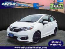 2018 Honda Fit Sport Danville VA