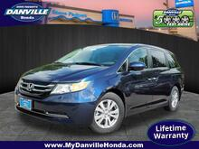 2017 Honda Odyssey EX-L Danville VA