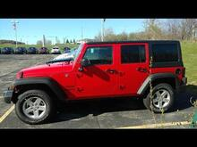 2017 Jeep Wrangler Unlimited Sport Milwaukee and Slinger WI