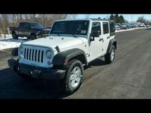 2017 Jeep Wrangler Unlimited Sport S Milwaukee and Slinger WI