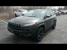 2017 Jeep Cherokee Trailhawk Milwaukee and Slinger WI